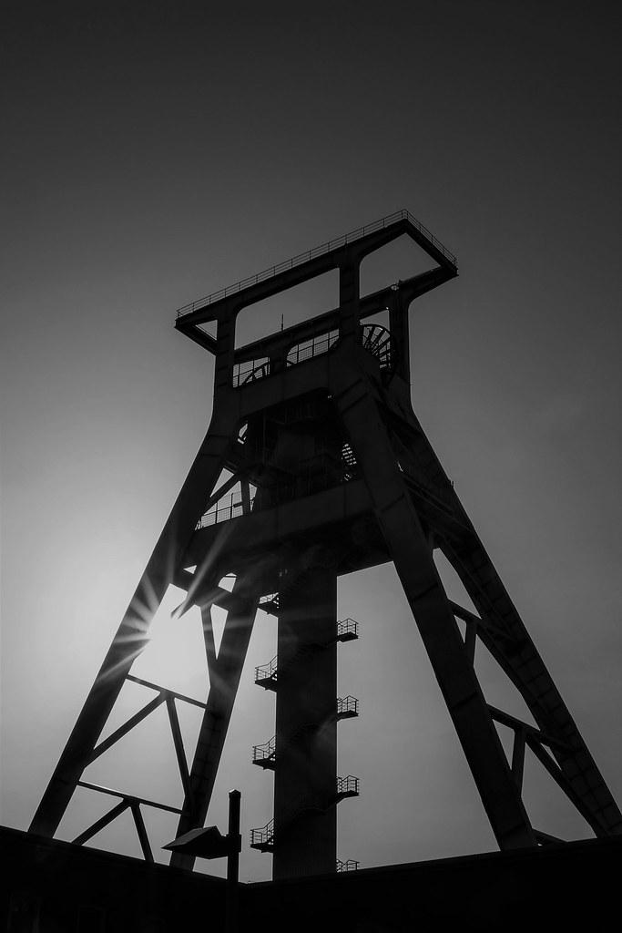 . Bochum Bergbaumuseum   Tief im Westen wo die Sonne verstaubt    Flickr