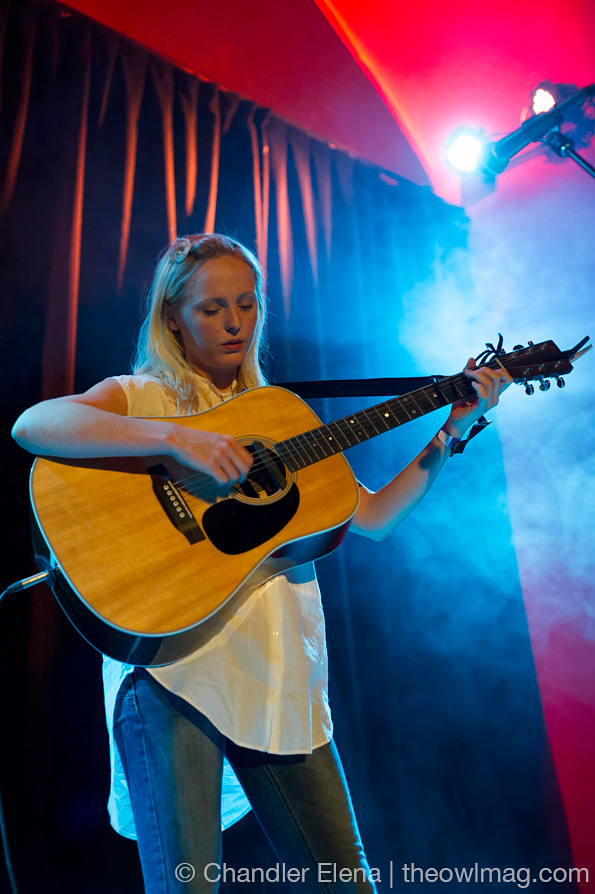 Laura Marling @ The Chapel, SF 05/18/2013