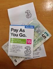 Smartphone-Nutzung in Großbritannien: Pay As Yo Go (Three/3)