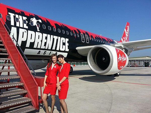 The Apprentice has landed in Asia with AirAsia