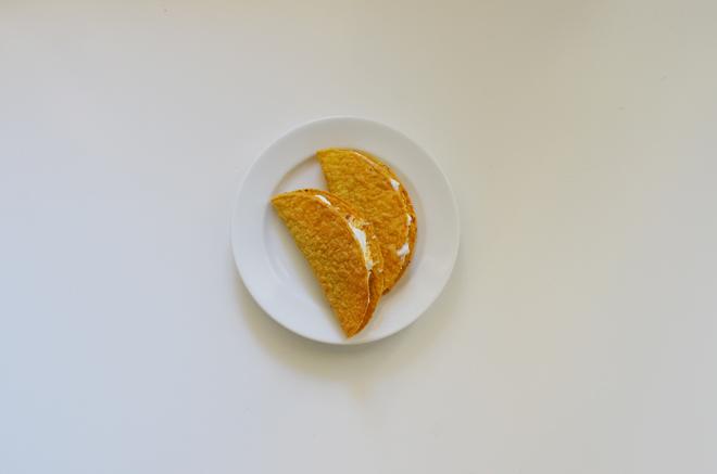 simple crunchy shell tacos