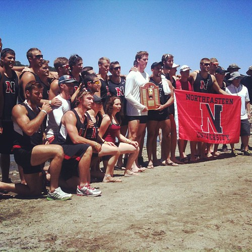 @gonumrowing hoisting the trophy for most improved team overall #iras