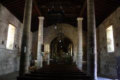 Igreja de Santo André em Ferreira de Aves, Sátão