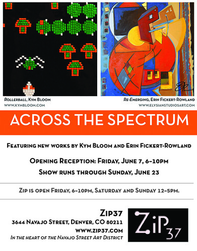 Across the Spectrum Official Postcard Invite