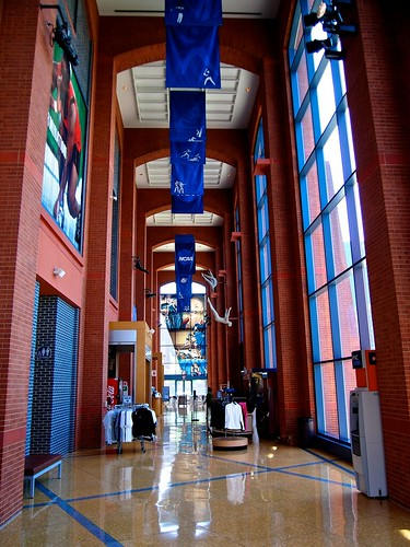 The NCAA Hall of Champions by Geoff Livingston