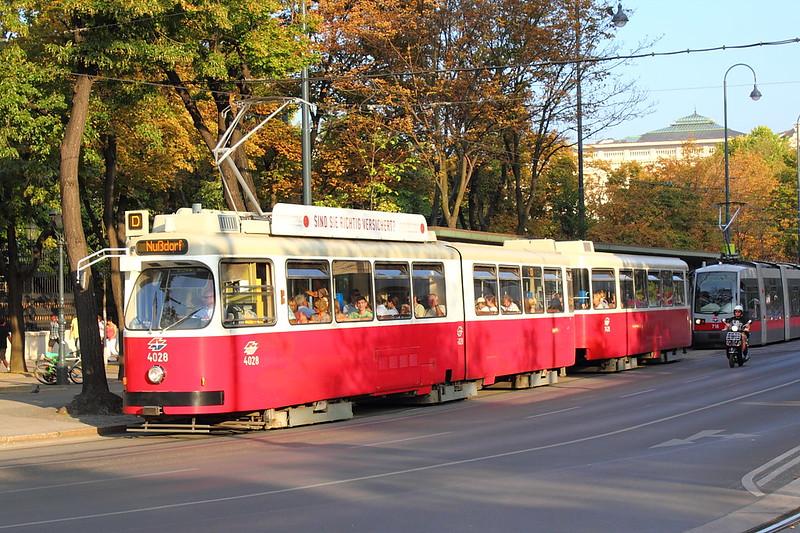 Wien - Straßenbahn