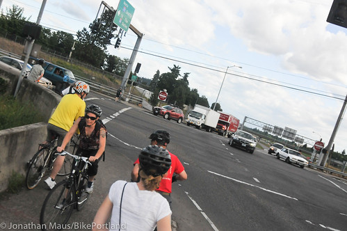I-205 Path Ride - Pedalpalooza-12