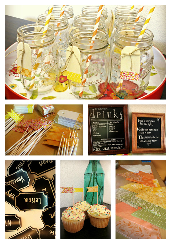 Wedding Craft Collage