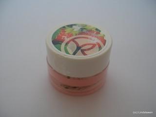 Bálsamo de labios de Yves Rocher con aroma a fresa