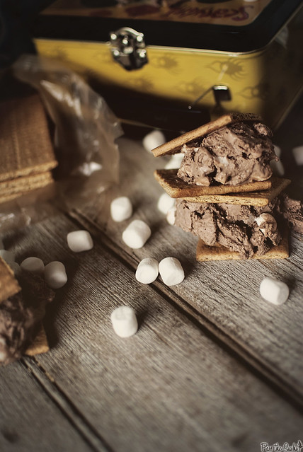 Chocolate Smores Parfait from PasstheSushi.com