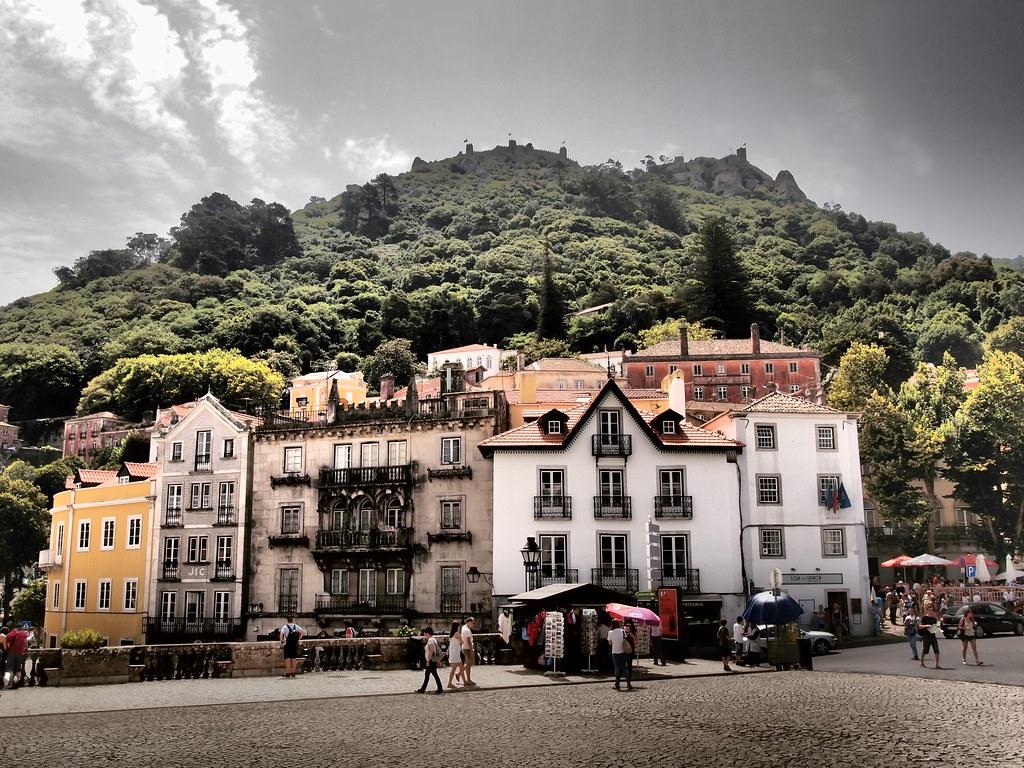 Sintra Portugali