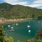 Marlborough Bay Views - New Zealand