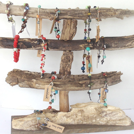 driftwood jewelry display 1 flickr photo sharing