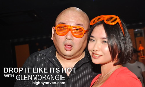 DROP IT LIKE ITS HOT WITH GLENMORANGIE 12
