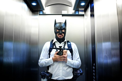 "151/365 - ""I'm Batman"" nr.1 by Luca Rossini"