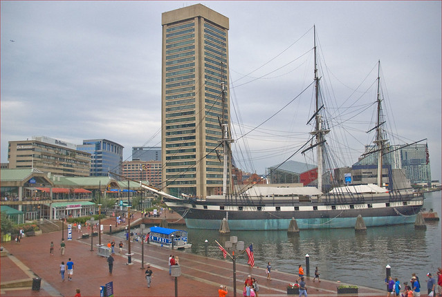USS Constellation by CC user 22711505@N05 on Flickr