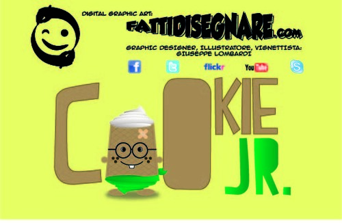 Cookie Jr. by Giuseppe Lombardi