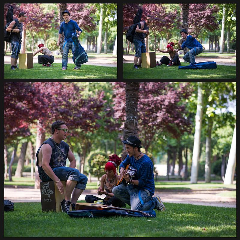 ¡Vente al parque!