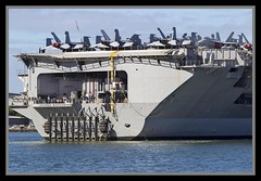 Arrival Brisbane USS George Washington