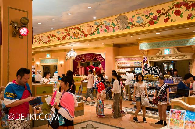 Tokyo DisneySea - Mediterranean Harbor / Galleria Disney