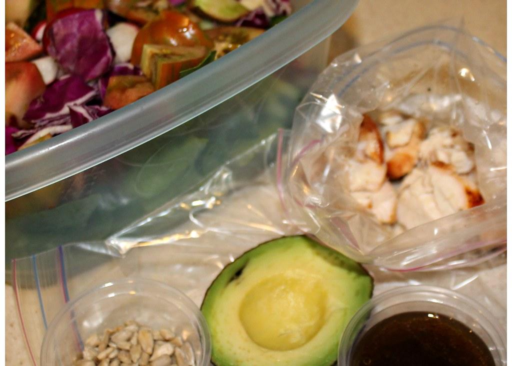 Citrus Vinaigrette w Salad