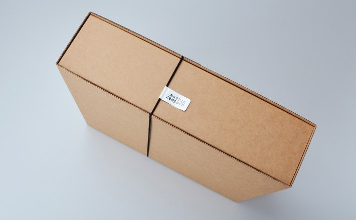 Packaging in Cardboard by Martin Zampach