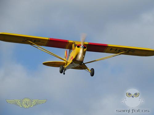 Repaginação de um Piper J-3 para um Neiva P56 C Paulistinha  9546804138_2fd79d1b1f