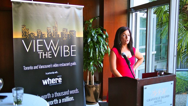 View the Vibe Launch Party | Dockside Restaurant @ Granville Island, Vancouver