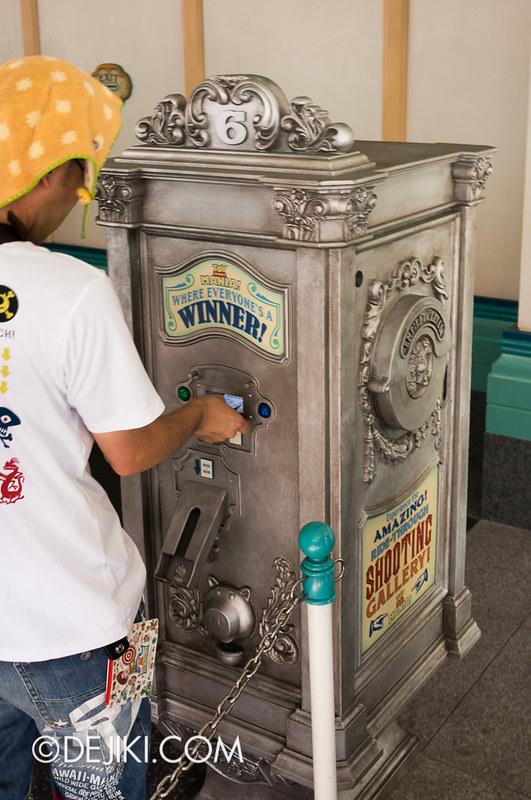 Toy Story Mania - Morning Fastpass Madness - Fastpass Machine