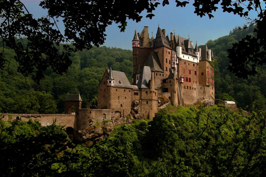 20. El castillo de Eltz. Autor, Estebanl