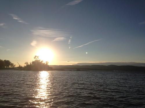 autumn lake adirondacks sacandaga greatsacandagalake 2013 uploaded:by=flickrmobile flickriosapp:filter=nofilter