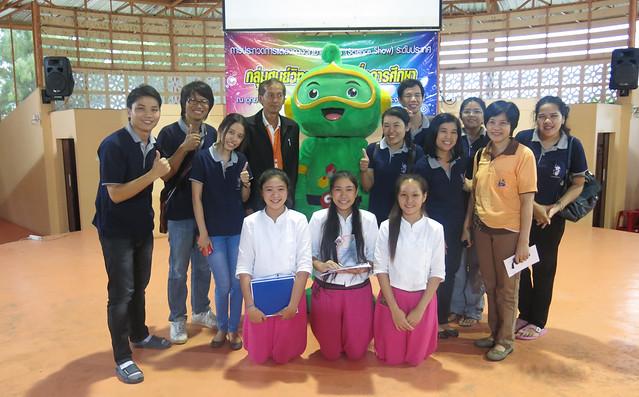 นักเรียนพระหฤทัย ชนะเลิศแข่งขัน Science Show ระดับประเทศ