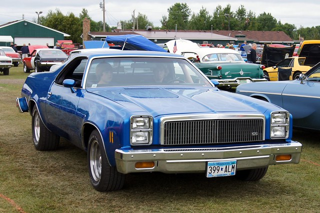77 Chevrolet El Camino Flickr Photo Sharing