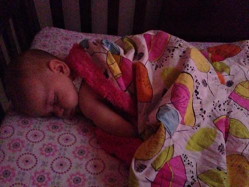 Napping Lydia