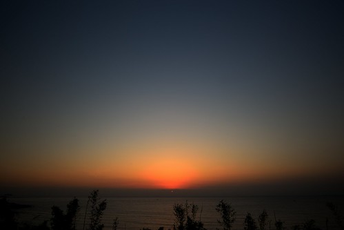 travel sunrise circle twilight scenery taiwan 09 sep day3 台灣 風景 circular 台東 taitung 旅遊 日出 環島 九月 2013