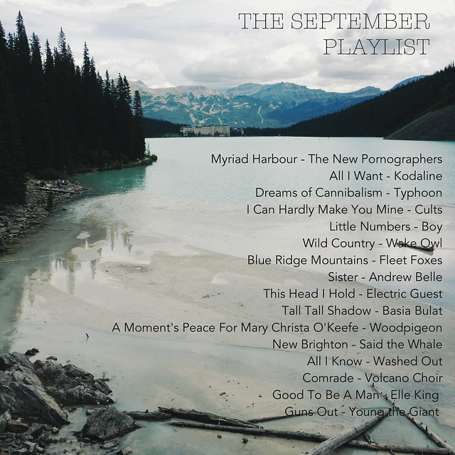 The September Playlist