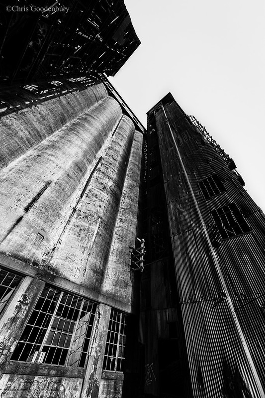 To Fall from Such Great Heights | Concrete Central Grain Elevator
