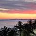 Beautiful Sunset at Calafell Beach by feradz