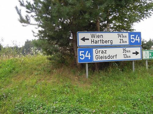 ウィーンの標識