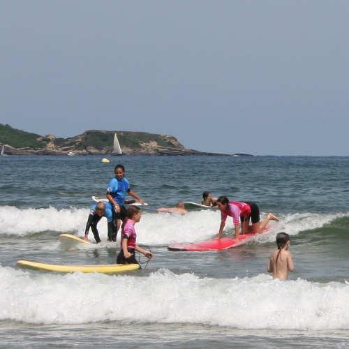 le surf en vacances dans le sud-ouest