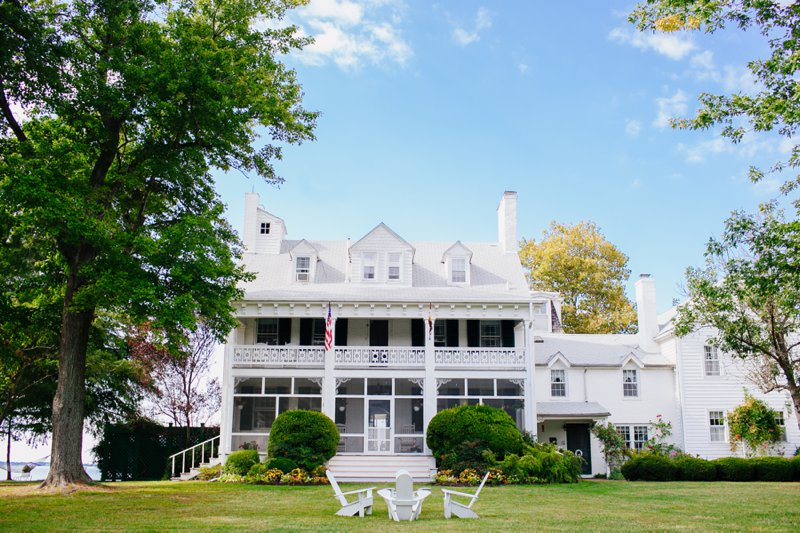 wades point inn on the bay | st. michaels, maryland