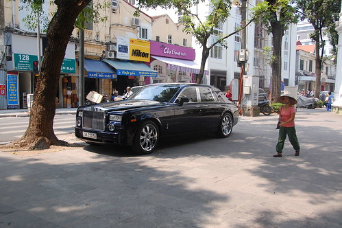 Rolls Royce in Vietnam
