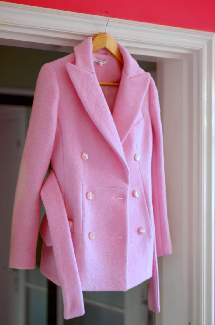 DSC_4168 resized Pink Carven Coat