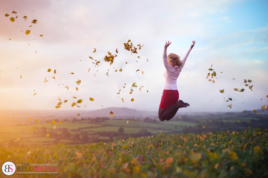 Autumn Jumping - Day 100/365