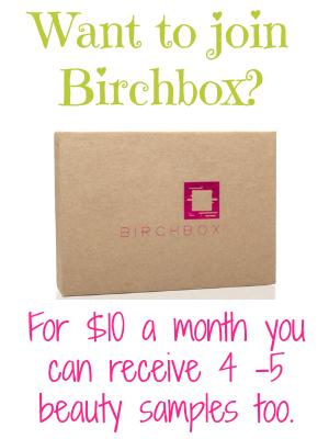 Join Birchbox
