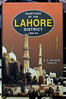 """Gazetteer Of The Lahore District 1893-94"""