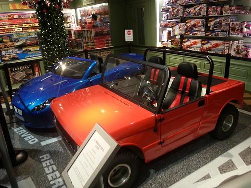 harrods-model-car