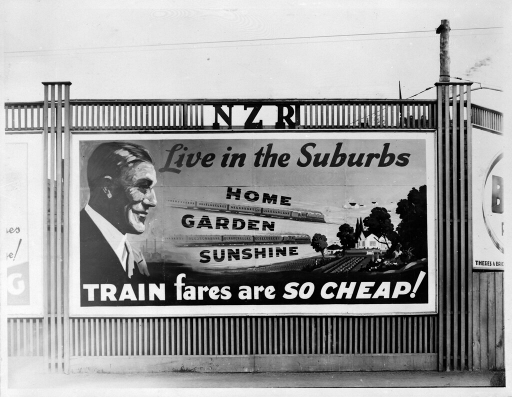 Image result for move to the suburbs 1950s