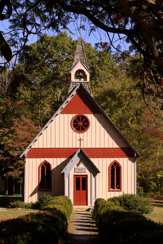 Christ Church Episcopal - Rugby, TN