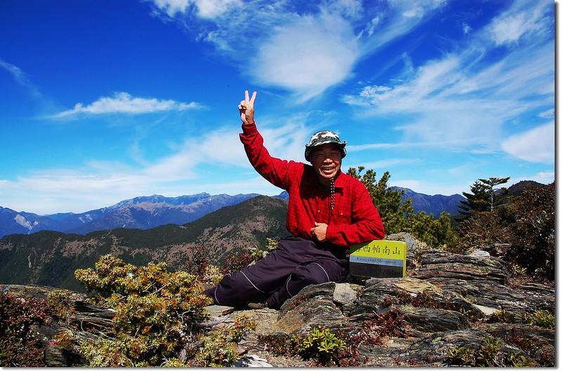 喀西帕南山山頂(Elev. 3276 m) 4